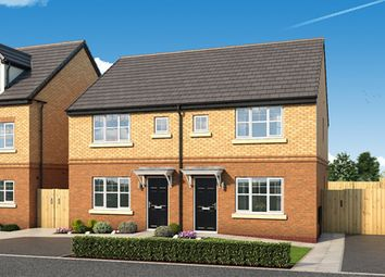 "Thumbnail 3 bed property for sale in ""The Leathley"" at Newbury Road, Skelmersdale"