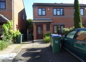 Thumbnail 3 bed semi-detached house to rent in Caledonian Close, Walsall