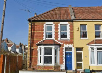 Thumbnail 2 bed end terrace house for sale in Bromley Road, Horfield, Bristol