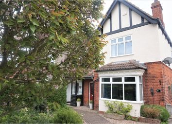 Thumbnail 3 bed semi-detached house for sale in Station Road, Stallingborough