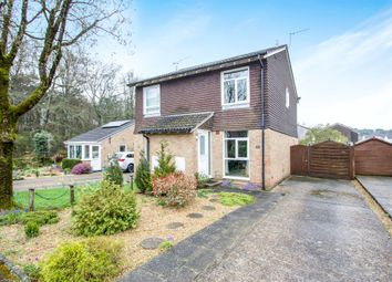Thumbnail 2 bed semi-detached house for sale in Meadowsweet Road, Poole