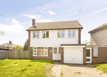Thumbnail 3 bed detached house for sale in Grenville Close, Tolworth, Surbiton