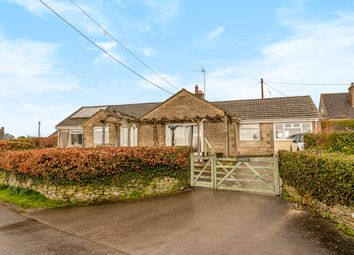 Thumbnail 4 bed detached bungalow for sale in Oakridge Lynch, Stroud