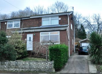 Thumbnail 3 bed semi-detached house for sale in Sandringham Avenue, Heyrod, Stalybridge
