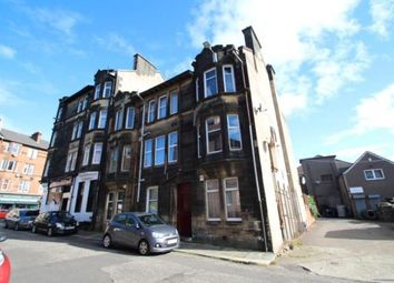 Thumbnail 1 bed flat for sale in West Street, Paisley, Renfrewshire