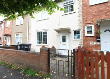 Thumbnail 3 bed terraced house to rent in Trafford Road, Rushden