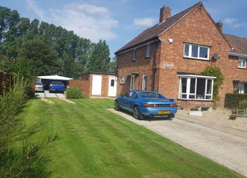 Thumbnail 3 bed semi-detached house for sale in Station Road, Ludborough, Grimsby