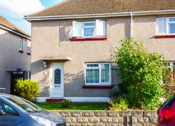 Thumbnail 2 bed semi-detached house for sale in Colyer Road, Northfleet, Gravesend
