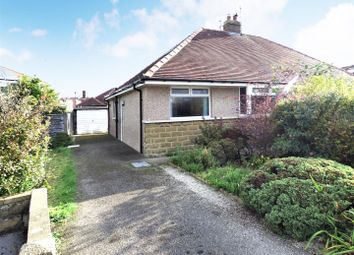 Thumbnail 2 bed semi-detached bungalow for sale in Arncliffe Road, Heysham, Morecambe