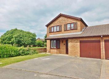 Thumbnail 3 bedroom detached house for sale in Rectory Close, Stubbington, Fareham