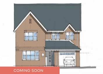 Thumbnail 4 bed detached house for sale in Burton Road, Streethay, Lichfield