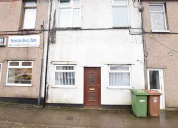 Thumbnail 1 bedroom flat for sale in High Street, Abercarn, Newport