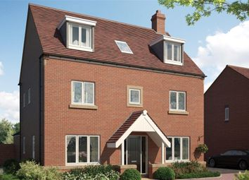 Thumbnail 5 bed detached house for sale in The Cypress, Fernwood, Coventry Road, Cawston, Rugby