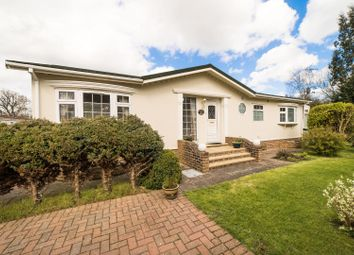 Thumbnail 2 bed mobile/park home for sale in Stone Street, Petham, Canterbury