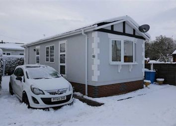 Thumbnail 1 bed mobile/park home for sale in The Homelands, Ball Lane, Coven Heath, Wolverhampton