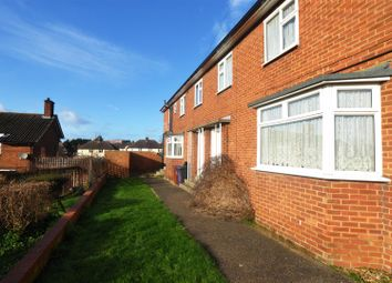 Thumbnail 1 bedroom flat to rent in Highover Way, Hitchin
