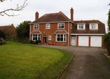 Thumbnail 5 bed detached house for sale in Pershore Road, Evesham