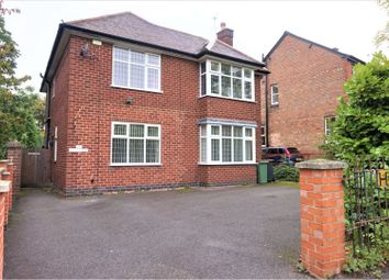 Thumbnail 4 bed detached house for sale in Hall Lane, Whitwick