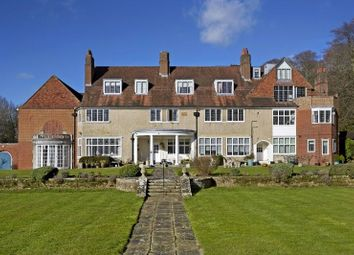 Thumbnail 3 bed flat for sale in Cranleigh Road, Wonersh, Guildford