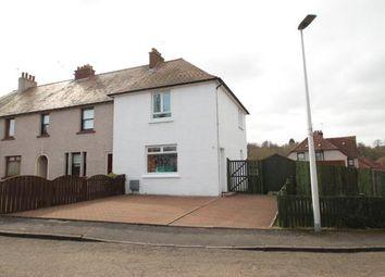 Thumbnail 3 bed end terrace house for sale in Hillside Terrace, Westquarter, Falkirk, Stirlingshire