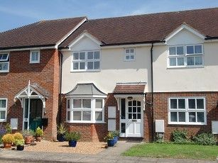 Thumbnail 2 bed terraced house to rent in Springfields, Amersham