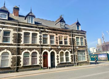 Thumbnail Terraced house for sale in Penarth Road, Cardiff