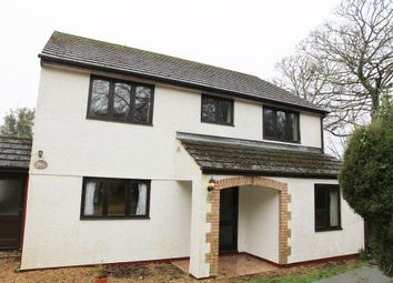 "Thumbnail 5 bed semi-detached house to rent in ""Brookfield"", Cuby Road, Tregony, Truro"
