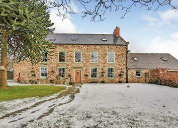 Thumbnail Detached house for sale in Kirk Merrington, Spennymoor, Durham