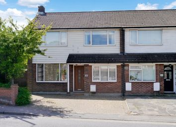 Thumbnail 3 bed detached house for sale in Ongar Road, Brentwood
