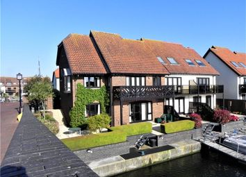 Thumbnail 4 bed end terrace house for sale in Velsheda Court, Hythe Marina Village, Hythe