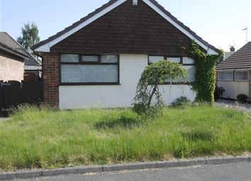 Thumbnail 2 bed detached bungalow for sale in Severn Close, Billinge