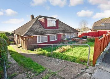 Thumbnail 3 bed semi-detached bungalow for sale in Netherfield Green, Woodingdean, Brighton, East Sussex