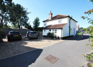 Thumbnail 3 bed detached house for sale in Ipswich Road, Long Stratton, Norwich