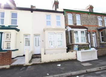 Thumbnail 2 bed terraced house to rent in Windsor Road, Gillingham, Kent