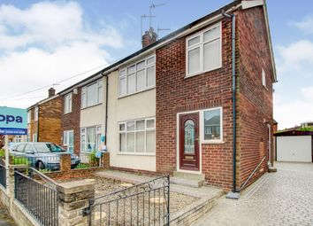 Thumbnail 3 bed semi-detached house for sale in Avon Walk, Featherstone, Pontefract