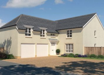 "Thumbnail 5 bed detached house for sale in ""Glamis"" at Kildean Road, Stirling"