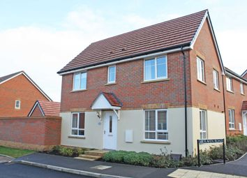 Thumbnail 3 bed detached house for sale in Kestrel Way, Didcot