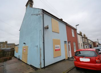 Thumbnail 3 bedroom end terrace house for sale in College Road, Lowestoft, Suffolk