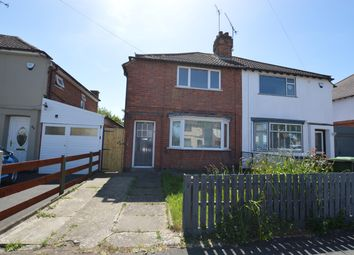 Thumbnail 3 bed semi-detached house to rent in Kingston Avenue, Wigston