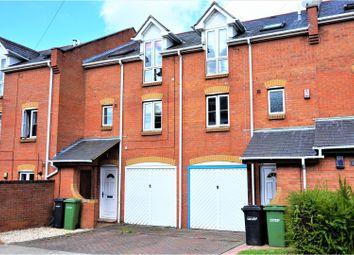 Thumbnail 3 bed town house for sale in Station Road, Netley Abbey