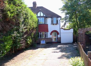 Thumbnail 3 bed semi-detached house to rent in Glebe Gardens, Old Malden, Worcester Park