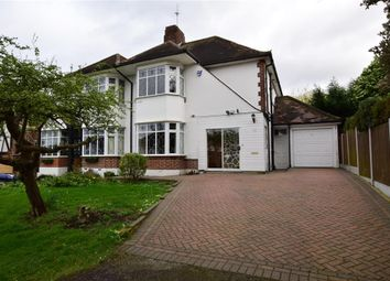 Thumbnail 3 bed semi-detached house for sale in Fontayne Avenue, Chigwell, Essex