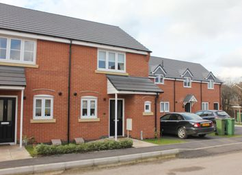 Thumbnail 2 bed semi-detached house to rent in Canning Close, Blaby, Leicester