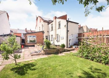 Thumbnail 4 bed semi-detached house for sale in Co Operative Avenue, Hucknall, Nottingham