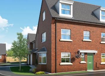"Thumbnail 4 bed property for sale in ""The Heather At Mill Farm, Tibshelf"" at Mansfield Road, Tibshelf, Alfreton"