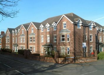 Thumbnail 2 bed flat for sale in Whitewell Close, Nantwich