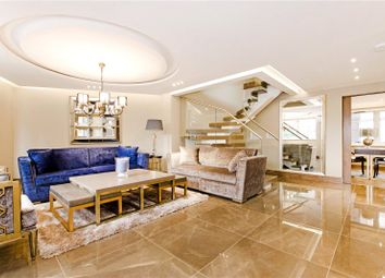 Thumbnail 5 bedroom terraced house to rent in Porchester Place, Hyde Park, London