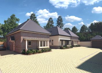 Thumbnail 3 bed bungalow for sale in Stoke Common Road, Bishopstoke, Eastleigh