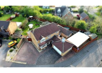 Thumbnail 6 bed detached house for sale in Wentworth Drive, Dunholme