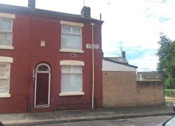 Thumbnail 2 bedroom end terrace house for sale in Beeston Street, Liverpool